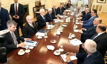Δένδιας: «Η Ελλάδα είναι έτοιμη να βοηθήσει την επόμενη ημέρα τη Λιβύη»