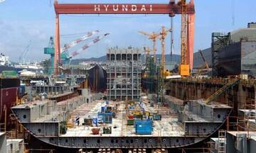 Δυο νέα εφοδιαστικά πλοία παρήγγειλε στη Hyundai η Probunkers