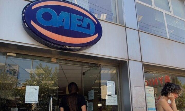 ΟΑΕΔ: Κάλυψη 5.000 νέων θέσεων απασχόλησης
