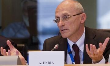 """ΕΚΤ: """"Κίτρινη κάρτα"""" στις τράπεζες για την εσωτερική διακυβέρνηση"""