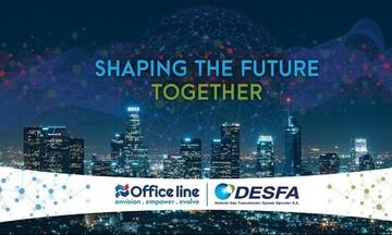Οffice Line A.E: Αρωγός στον Ψηφιακό Μετασχηματισμό του ΔΕΣΦΑ