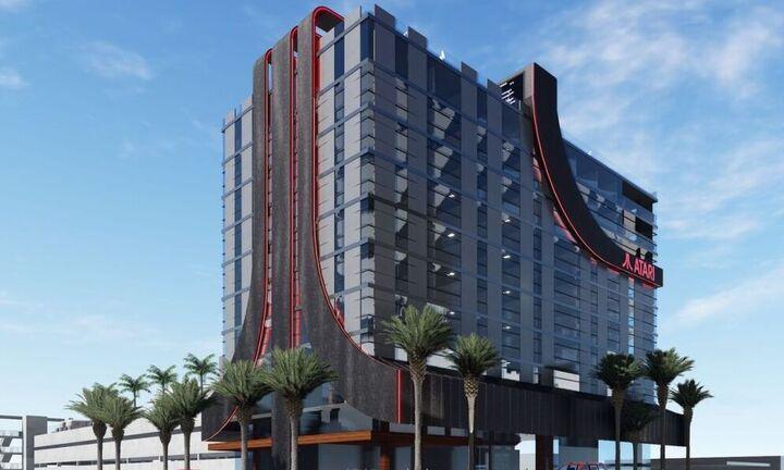 Atari: Aνοίγει αλυσίδα ξενοδοχείων με θέμα τα video games