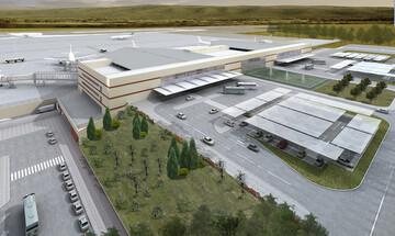 Πρεμιέρα για τα έργα του νέου αεροδρομίου της Κρήτης