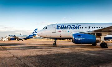 Νέο δρομολόγιο και δύο ακόμη αεροσκάφη για την Ellinair