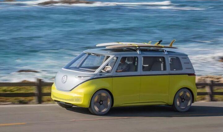 Η Volkswagen «πιάνει» Θάσο