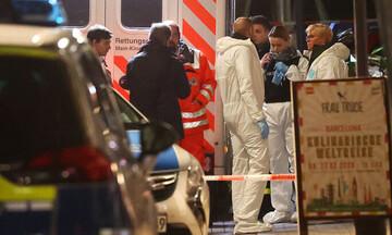 Μακελειό με εννέα νεκρούς στη Γερμανία
