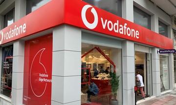 H Vodafone πολλαπλασιάζει τα data στα προγράμματα συμβολαίου