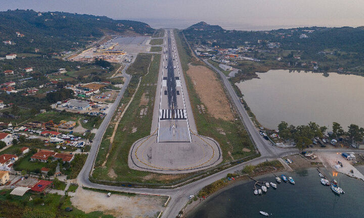Tο αεροδρόμιο της Σκιάθου στη λίστα με τα πιο Θεαματικά Αεροδρόμια της Ευρώπης