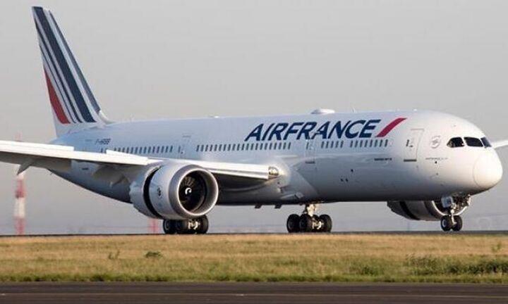 Κατάργηση 1.500 θέσεων εργασίας έως το 2022 από την Air France