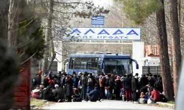 Πάγος στις αιτήσεις ασύλου για έναν μήνα – στο μέγιστο επίπεδο τα μέτρα φύλαξης
