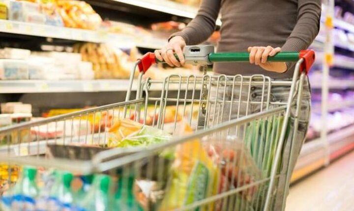 Τι αγοράζουν περισσότερο οι Ελληνες από τα σούπερ μάρκετ
