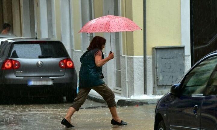 Έρχονται βροχές και καταιγίδες-Πότε θα βελτιωθεί ο καιρός