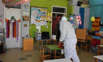 Κορονοϊός: Αυτά είναι τα κλειστά σχολεία, νηπιαγωγεία, δημοτικά, γυμνάσια και λύκεια