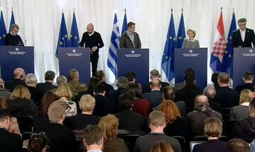 Στήριξη Ευρώπης στην Ελλάδα