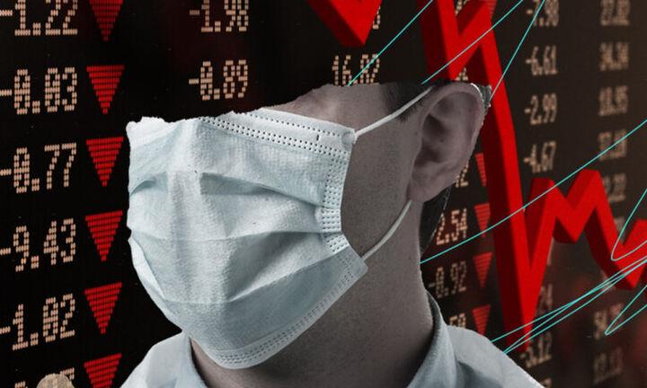 """""""Στάχτη"""" 20 δισ. ευρώ χρηματιστηριακής αξίας στο ΧΑ - Ο απολογισμός της """"Μαύρης Δευτέρας"""""""