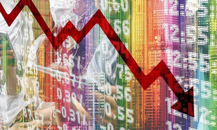 Βυθίζεται το ελληνικό χρηματιστήριο - Δοκιμάζονται και οι 550 μονάδες