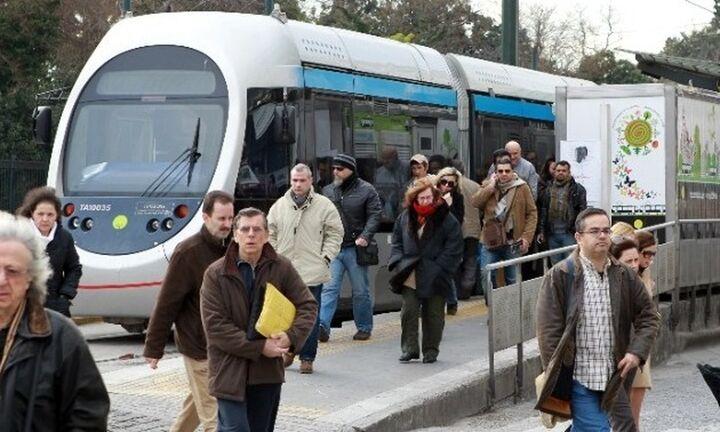 Διακοπή λειτουργίας του τραμ στο τμήμα Μπάτης-ΣΕΦ, από τη Δευτέρα 16/3, για δύο μήνες