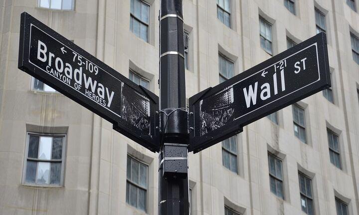 Κατάρρευση και της Wall Street