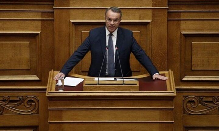 Σταϊκούρας: Στα 3,8 δισ. ευρώ η νέα δέσμη των οικονομικών μέτρων