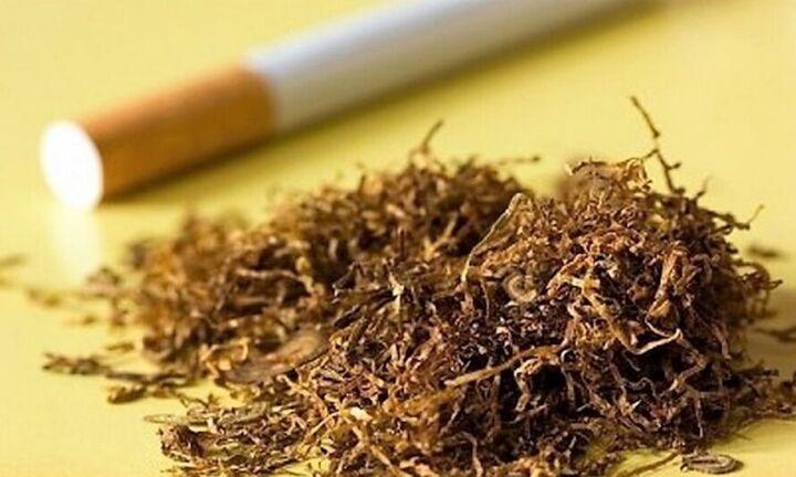 Κατασχέθηκαν πάνω από 15,5 τόνοι καπνού σε παράνομο εργαστήριο