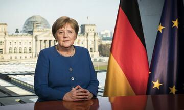 Μέρκελ: Η μεγαλύτερη κρίση μετά τον Β΄ Παγκόσμιο Πόλεμο
