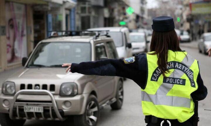 Απαγόρευση κυκλοφορίας: 497 παραβάσεις σε όλη την Ελλάδα