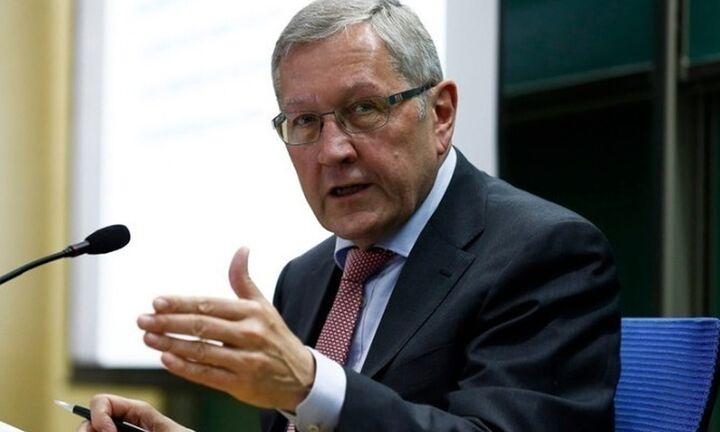 Ευρωπαϊκή αλληλεγγύη με χρήμα από τον ESM ζητά ο Ρέγκλινγκ