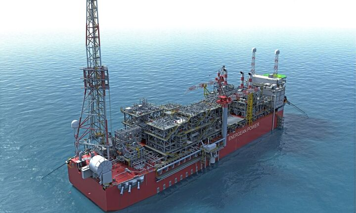 Energean: Προχωρά η κατασκευή της πλωτής μονάδας ανοικτά του Ισραήλ