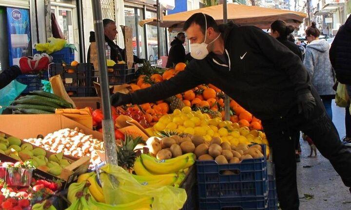 Πώς θα λειτουργήσουν τα καταστήματα τροφίμων το Πάσχα