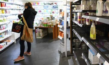 «Μάζεψε» η αύξηση πωλήσεων των σούπερ μάρκετ - Ποια προϊόντα πωλούνται περισσότερο