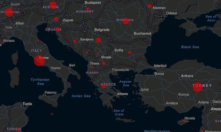 Σε 52 τα νέα κρούσματα του κορονοϊού στην Ελλάδα - Σκληρά μέτρα εν όψει Πάσχα!!!