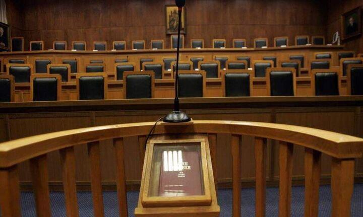 Παρατείνεται η αναστολή λειτουργίας των δικαστηρίων