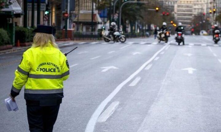 Περιορισμοί στη μετακίνηση: 2.286 παραβάσεις και 4 συλλήψεις