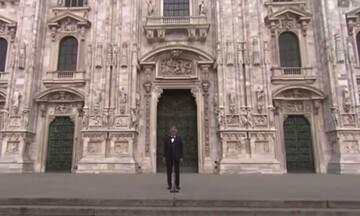 Ο Αντρέα Μποτσέλι καθηλώνει με το Amazing Grace