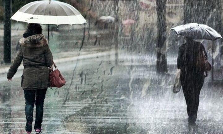 Ψυχρό μέτωπο με πτώση της θερμοκρασίας, θυελλώδεις ανέμους και τοπικές βροχές τη Μ. Τετάρτη