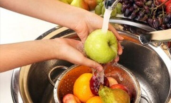 Οδηγίες για τα τρόφιμα από το υπουργείο Υγείας για τον περιορισμό εξάπλωσης του κορονοϊού