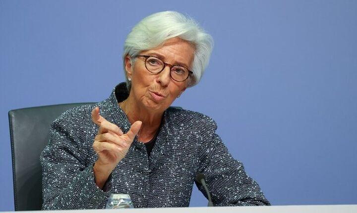 EKT: Προετοιμάζεται για μεγάλη συρρίκνωση της οικονομίας της Ευρωζώνης