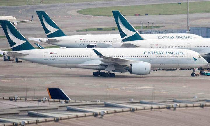 Cathay Pacific: Απολύσεις 286 μελών πληρωμάτων καμπίνας και διαθεσιμότητα για 201 πιλότους