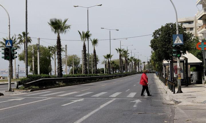 Οι λόγοι που οι Έλληνες πειθάρχησαν στα περιοριστικά μέτρα