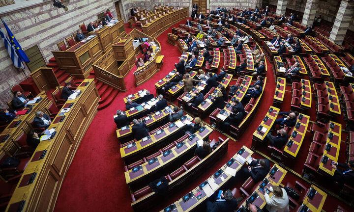 Μάχη κορυφής στη Βουλή - Ανακοινώσεις για την πρώτη κατοικία (live)