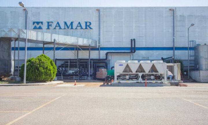 Παραγωγή αντισηπτικών από την FAMAR, μετά από έγκριση του ΕΟΦ
