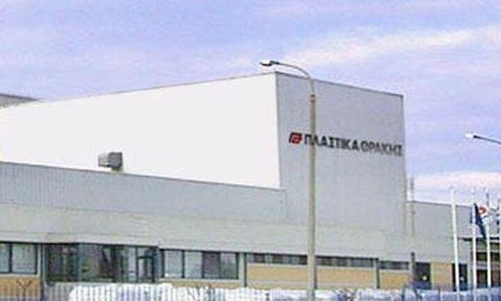 Πλαστικά Θράκης: Νέα επένδυση 4,5 εκατ. λιρών από θυγατρική της