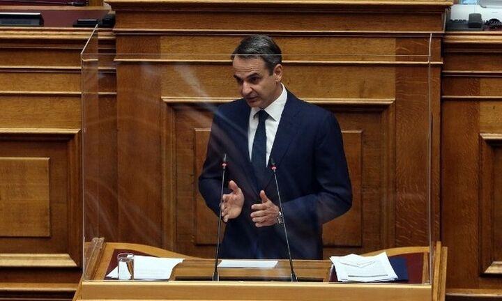 Μητσοτάκης: Βάζουμε τέλος στην Ελλάδα των βόθρων και των χωματερών