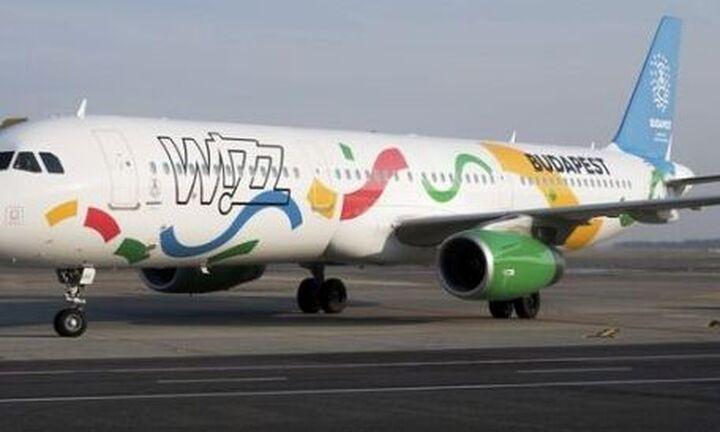 Η βρετανική Wizz Air σχεδιάζει να αρχίσει πτήσεις προς την Ελλάδα τον Ιούνιο