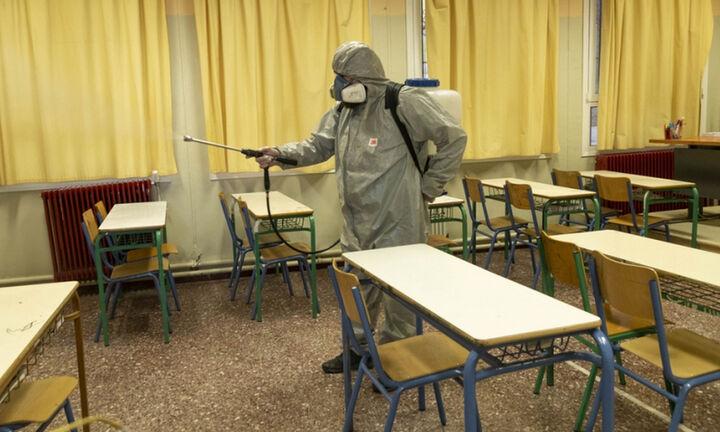 Τι γίνεται αν υπάρξει κρούσμα κορονοϊού σε σχολείο