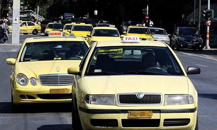 Από σήμερα δύο επιβάτες στα ταξί