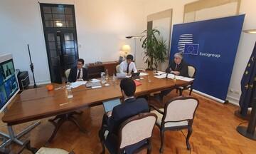 Συμφωνία στο Eurogroup για τη χρηματοδότηση μέσω ESM