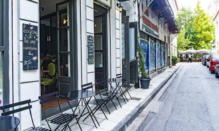 Πέντε ρυθμίσεις για την εστίαση - Πεζοδρομήσεις συζητά η Αθήνα