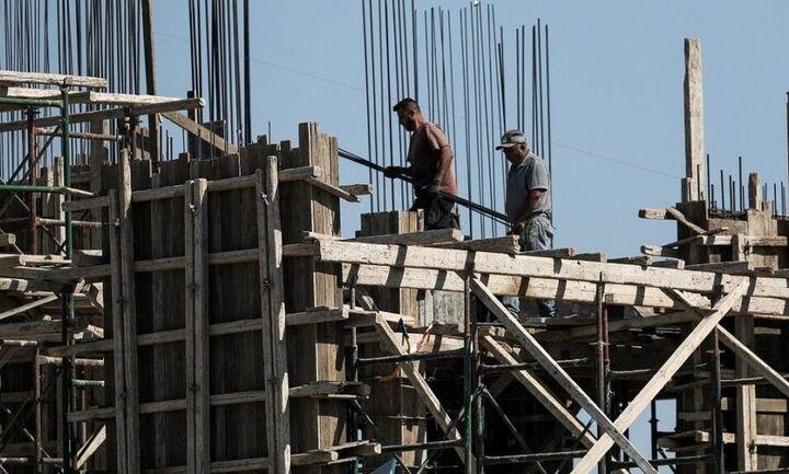 Αύξηση 64,3% στις οικοδομικές άδειες τον Φεβρουάριο