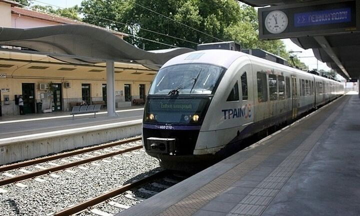 Επιστρέφουν τα τρένα στη γραμμή Αθήνα - Θεσσαλονίκη από τις 18 Μαΐου